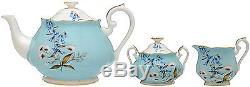 100 Years Of Royal Albert 1950 Festival Teapot Set New In Box