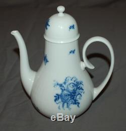 18 PC. Rosenthal Studio Line Romance Rhapsody Coffee / Tea Pot Set Great Shape