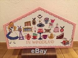 Afternoon Tea x ALICE IN WONDERLAND Disney Collection 2018 Ltd Tea Pot Box Set