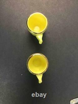 American Girl Felicity Chocolate Tea Pot Set3 PlatesPleasant Company Retired