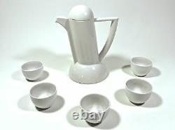 Arzberg Teapot Tea Set Mid Century Modern
