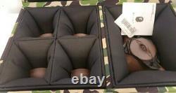 Bape A Bathing Ape Chinese Tea Pot Clay Cups Set Green Camo Box NO Bearbrick