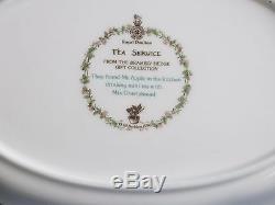 Brambly Hedge Tea Set Miniature Teapot, Trio, Tea Tray Royal Doulton