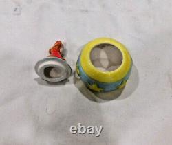 Disney Dumbo Tea Set Complete Rare Cute Box Cups Tea Pot Sugar Creamer Vintage