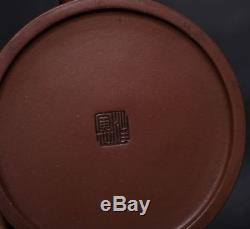 Exquisite Chinese Yixing Zisha Teapot Handmade Teapots Marks WangYinXian PT381