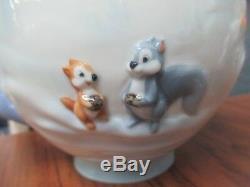 FRANZ Walt Disney Bambi Teapot & Cup with Saucer