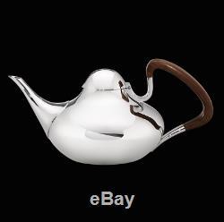 Georg Jensen Sterling Silver Tea Pot #1017 Henning Koppel