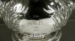 Gorham Silver Teapot c1859 PRESIDENT LINCOLN SET