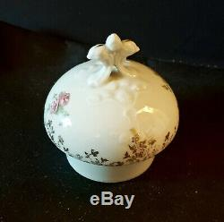 HERMANN OHME Exc. Cond. Clairon Hand Painted Chocolate/Coffee/Tea Pot 1892-1918