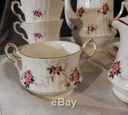 Hammersley Princess House Fine Bone China Tea Set