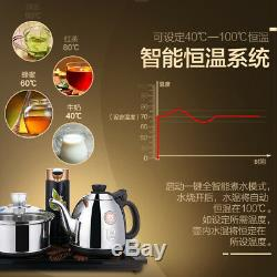 K9 Intelligent Automatic Boiled Coffee Electric Teapot Kung Fu Tea Set 110V