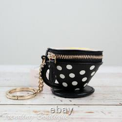 NWT Disney x Kate Spade Alice in Wonderland Teapot Crossbody &/or Coin Purse