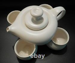 Peter Saenger Design 1 Tea Pot Set Cups Nesting Star Trek Picard