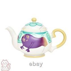 Pokemon Cafe Center Pot Desu Polteageist Teapot Yabacha Cup Set kitchen ware