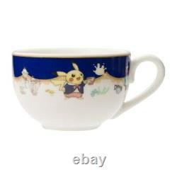 Pokemon Center Original Mysterious Tea Party Teapot & Tea Cup 2pcs Set with Box