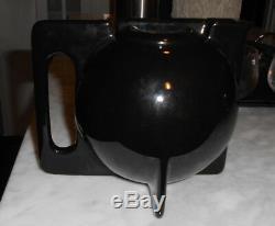 Rare German Bauhaus Ceramic Teapot