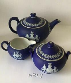 Rare Vintage Wedgwood Tea Set Made To Celebrate The Coronation Of Edward VIII