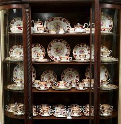 Royal Albert' Lady Hamilton' Tea Set & Tableware English Bone China