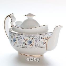 Royal Crown Derby Tea Set, Including Teapot, Mandarin