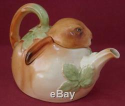 Royal Doulton Bunnykins Teapot D6010 Charles Noke Breakfast Set Rare