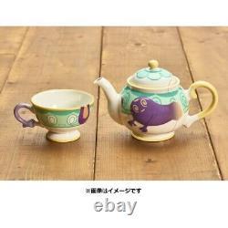 Sinistea Tea cup & Polteageist Teapot set Pokemon Center
