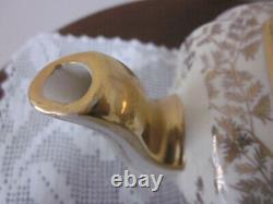 Stunning Sadler Crinoline Lady Cube Shaped Teapot Sugar Bowl & Jug Set