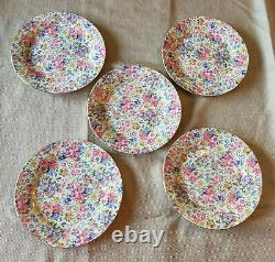 Vintage 16 Piece Tea Set By Royal Cotswolds In English Tradition Floral