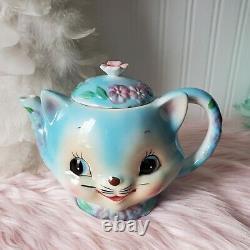 Vintage Lefton Chase Teapot