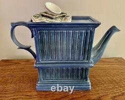Vintage Limited # PAUL CARDEW Farmhouse Dresser Teapot- BEAUTIFUL, RARE! England