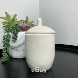 Vintage Rae Dunn Artisan CHIRP Bird Sugar Bowl Canister
