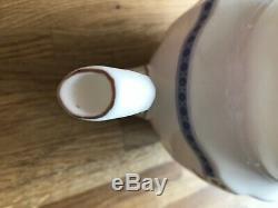 Vintage Rare Royal Crown Derbygrenville 1984 Cabinet Tea Set With Tea Pot